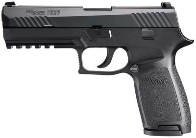 9MM P320 4.7` BBL BLACK 17RND MAGS