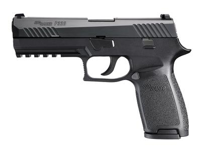 40SW P320 4.7` BBL BLACK 14 RND MAGS