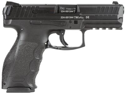9MM VP9 4` BBL BLACK 15RND MAGS