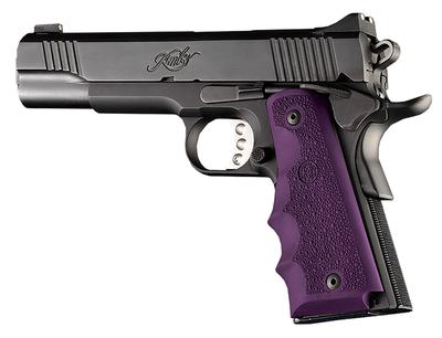 COLT 1911 PURPLE GRIP