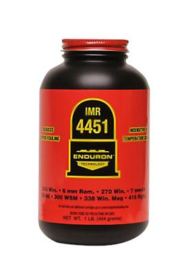 4451 RIFLE POWDER 1LB