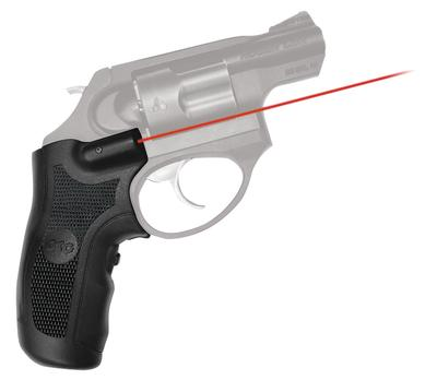RUGER LCR LASERGRIP RED