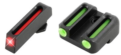 GLOCK 42/43 FIBER OPTIC SIGHTS