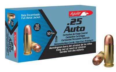 25ACP FULL METAL JACKET