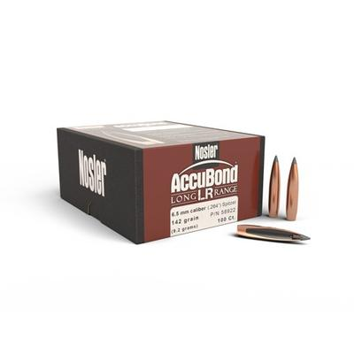 6.5MM ACCUBOND LONG RANGE 142 GRAIN