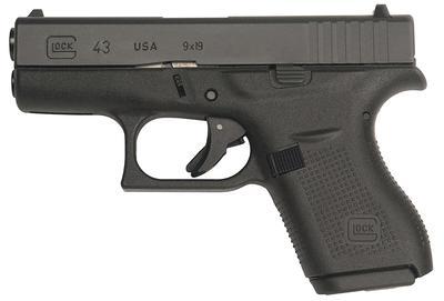 9MM M-43 BLACK