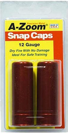 12ga Snap Caps 2pk