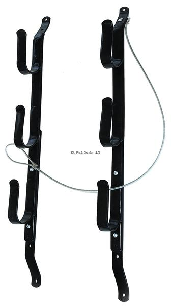 Three Gun Locking Rack