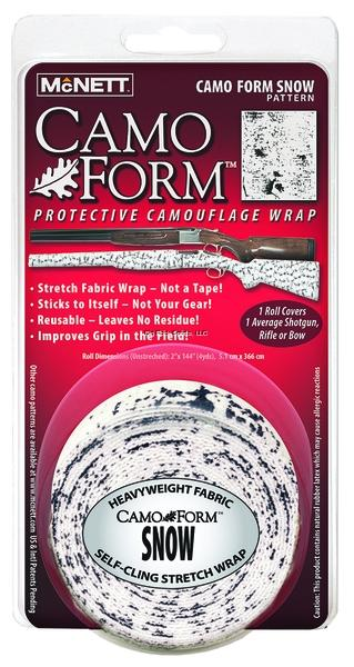 Camo Form Tape Snow