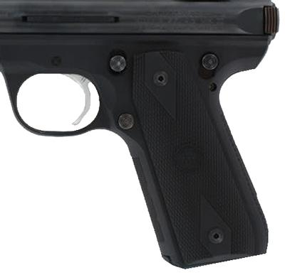 RUGER 22/45 PANELS BLACK