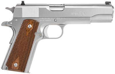 45ACP 1911 R-1 STAINLESS 5