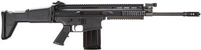 7.62X51 SCAR 17S BLACK