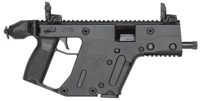 9MM VECTOR SDP GEN-2 THREADED BLACK