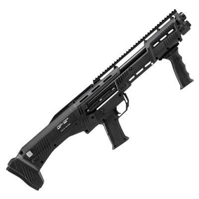 12GA DP-12 18 BBL BLACK