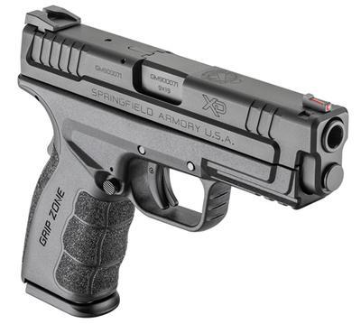 9MM XD MOD-2 4` BBL BLACK