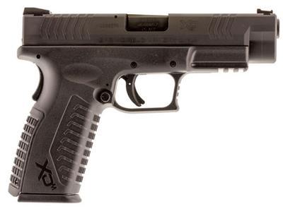 45ACP XDM-45 4.5` BBL BLACK