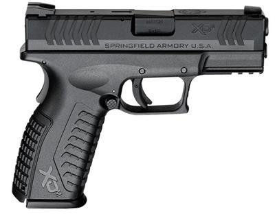 9MM XDM-9 3.8` BBL BLACK