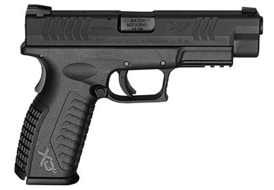 40SW XDM 4.5` BBL BLACK