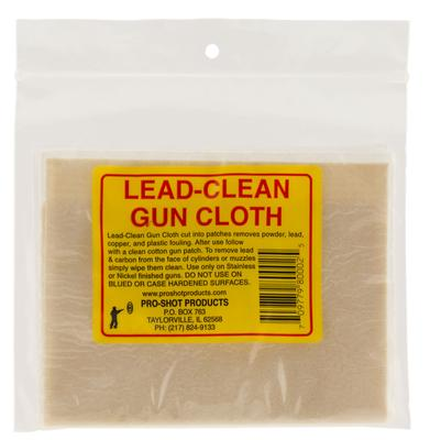 LEAD CLEANING CLOTH
