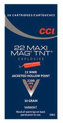 22 MAG MAXI MAG TNT