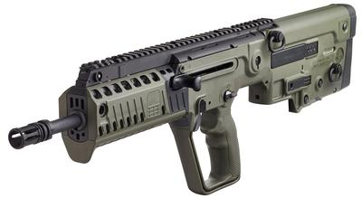 5.56MM TAVOR X95 18.5` BBL OD GREEN
