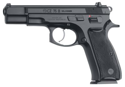 9MM 75B BLACK POLYCOAT