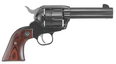 357MAG VAQUERO 4 5/8 BLUED