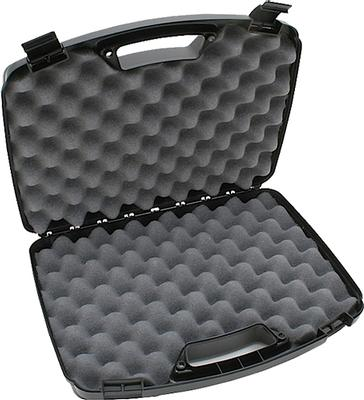 TWO PISTOL CASE BLACK
