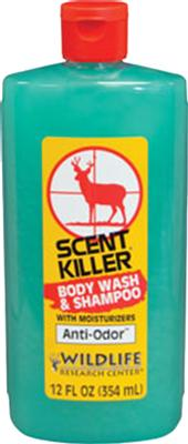 SCENT KILLER BODY WASH + SOAP
