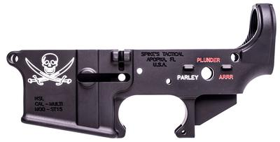 MULTI CALIBER STRIPPED LOWER PIRATE