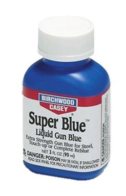 SUPER BLUE LIQUID GUN BLUE 3OZ