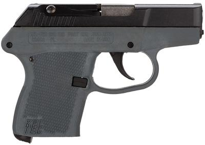 KEL P32BGRY  32ACP 7RD BLUE/GRAY GRIP