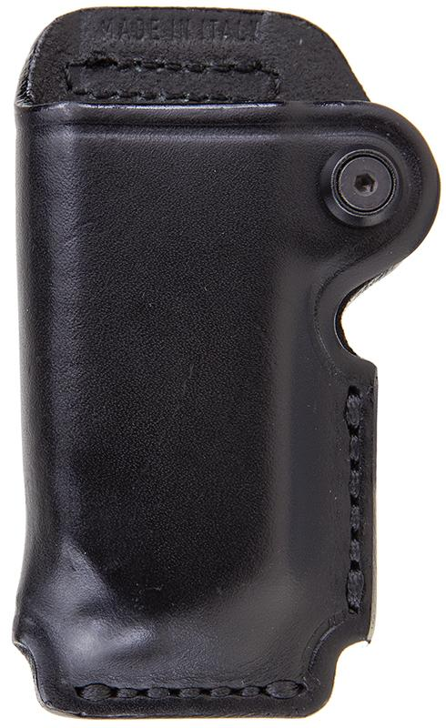 Garys Gun Shop BLACKHAWK LEATHER MAG POUCH SINGLE STACK Custom Blackhawk Single Stack Magazine Holder