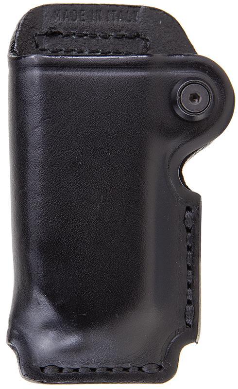 Garys Gun Shop BLACKHAWK LEATHER MAG POUCH SINGLE STACK Custom Blackhawk Single Stack Magazine Holder