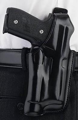 GLOCK 23 HALO BELT HOLSTER RH BLK