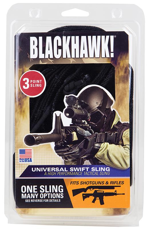Universal Swift Sling Black