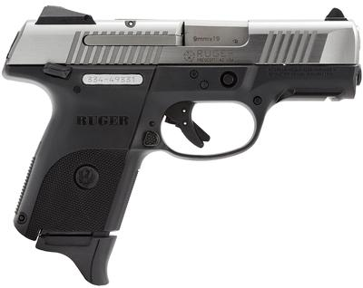 9MM SR-9C COMPACT STAINLESS