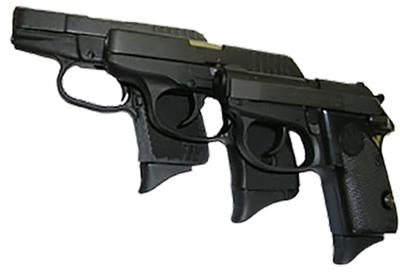 BERETTA TOMCAT/P3AT GRIP EXTENSION