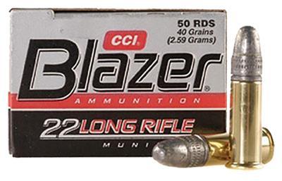 22LR BLAZER 40GRN BOX
