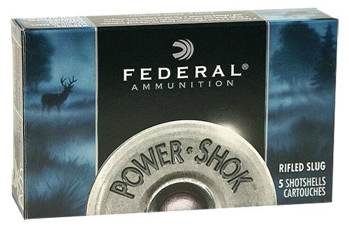 12ga Power Shok 3 11/4oz Hp