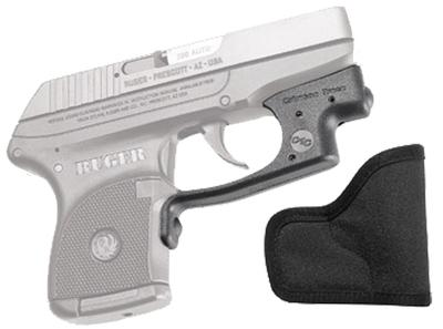 RUGER LCP LASERGUARD W/ HOLSTER