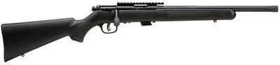 22LR MK-II FV-SR 16-1/2 HVY BL