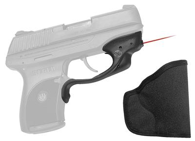 RUGER LC9/380 LASERGUARD W HOLSTER