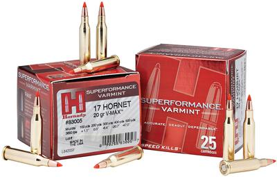 17 HORNET SUPERFORMANCE 20GR V-MAX