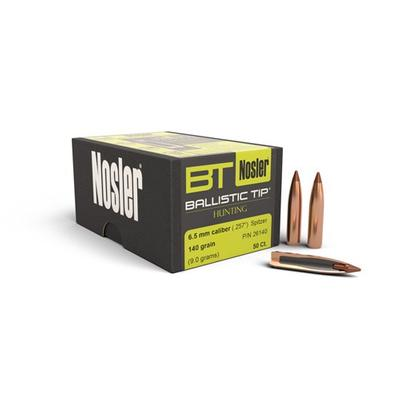 6.5MM HUNTING BALL-TIP 140GR