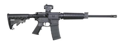 5.56MM MP15 SPORT-II 16IN BBL 30RND W/RED DOT