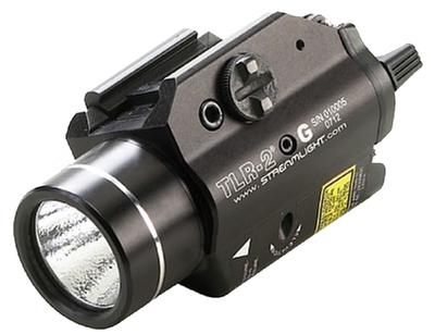 TLR-2G GREEN LASER/LED W/LIGHT