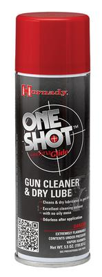 ONE SHOT CLEANER DRY LUBE