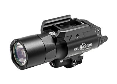 X400 ULTRA WEAPONLIGHT WITH GREEN LASER 500 LUMENS CR123A