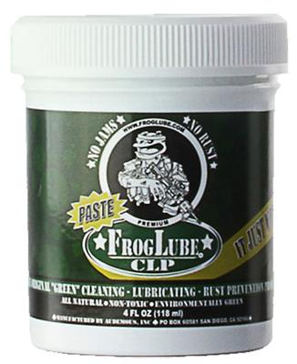 FROG 14696 CLP PASTE 4OZ TUB